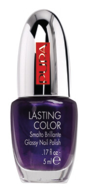 PUPA NAIL LASTING NO. 416 PEARLY DARK PURPLE
