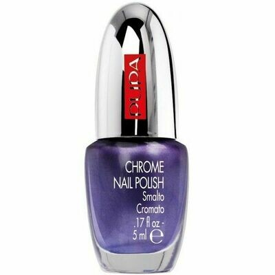 PUPA CHROME NAIL POLISH NO. 14 VIOLET