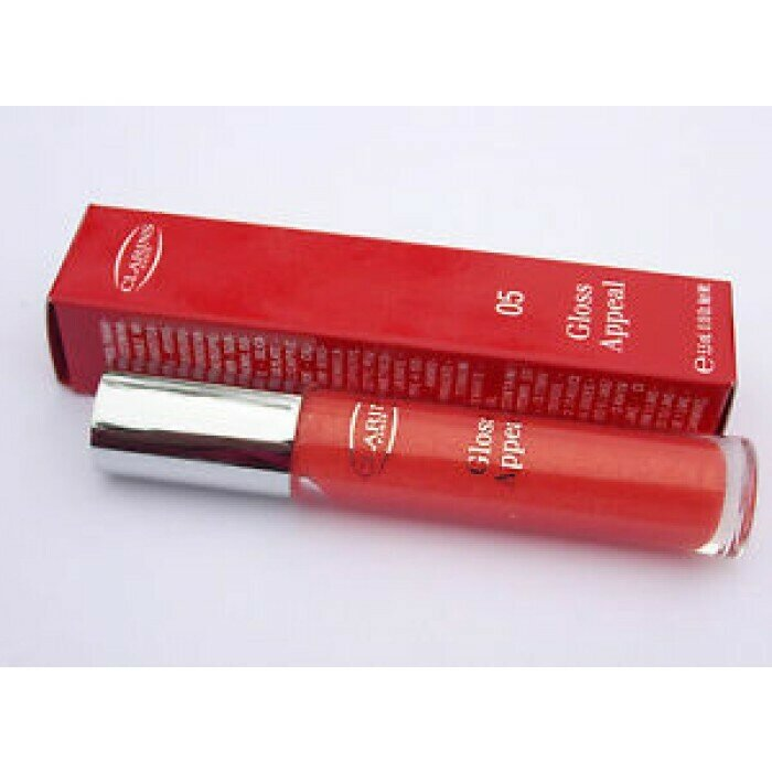 CLARINS GLOSS APPEAL 5 HIBISCUS