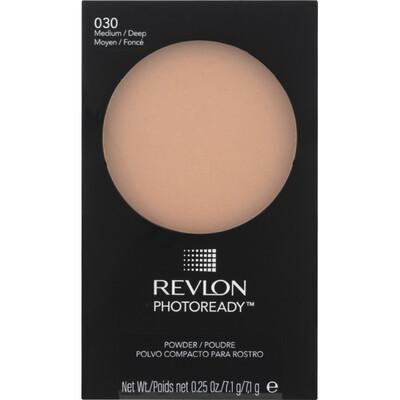REVLON PHOTO READY POWDER NO. 30 MEDIUM DEEP