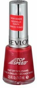 REVLON NAILS TOP SPEED FAST DRY NO. 525 ORIENT EXPRESS