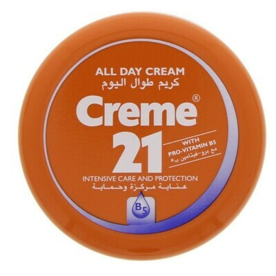 CRÉME 21 ALL DAY CREAM WITH PRO VITAMIN B5 CLASSIC 150 ML