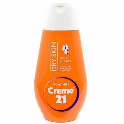 CRÉME 21 BODY LOTION FOR DRY SKIN WITH PRO VITAMIN B5- 400 ML