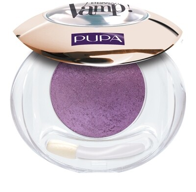 PUPA PARIS EXPERIENCE - WET & DRY EYESHADOW NO. 3 FUCHSIA METALLIC