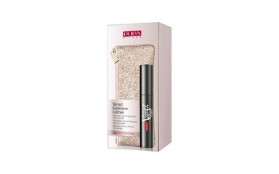 PUPA MASCARA EXPLOSIVE LASHES GOLD EDITION NO. 001