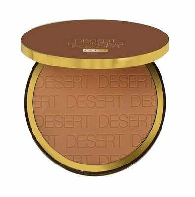 PUPA DESERT BRONZING POWDER NO. 005 LIGHT SUN MATT