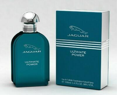 JAGUAR FOR MEN ULTIMATE POWER EDT 100ML