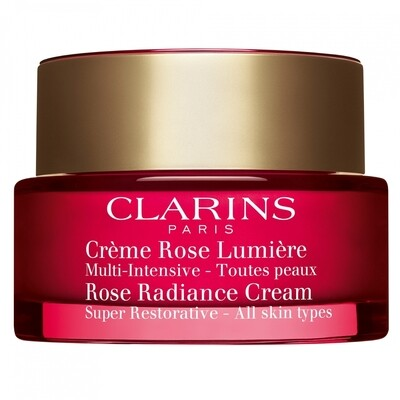 CLARINS ROSE RADIANCE CREAM 50ML