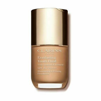 CLARINS EVERLASTING YOUTH FLUID FOUNDATION 30ML NO. 111