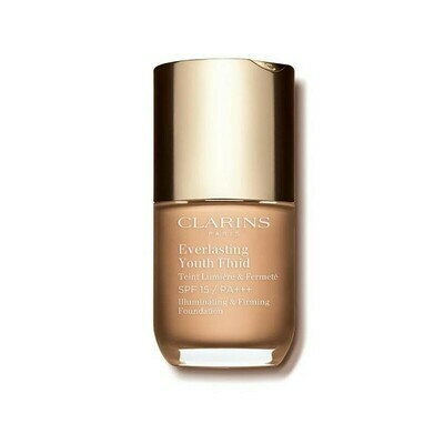 CLARINS EVERLASTING YOUTH FLUID FOUNDATION 30ML NO. 108.3