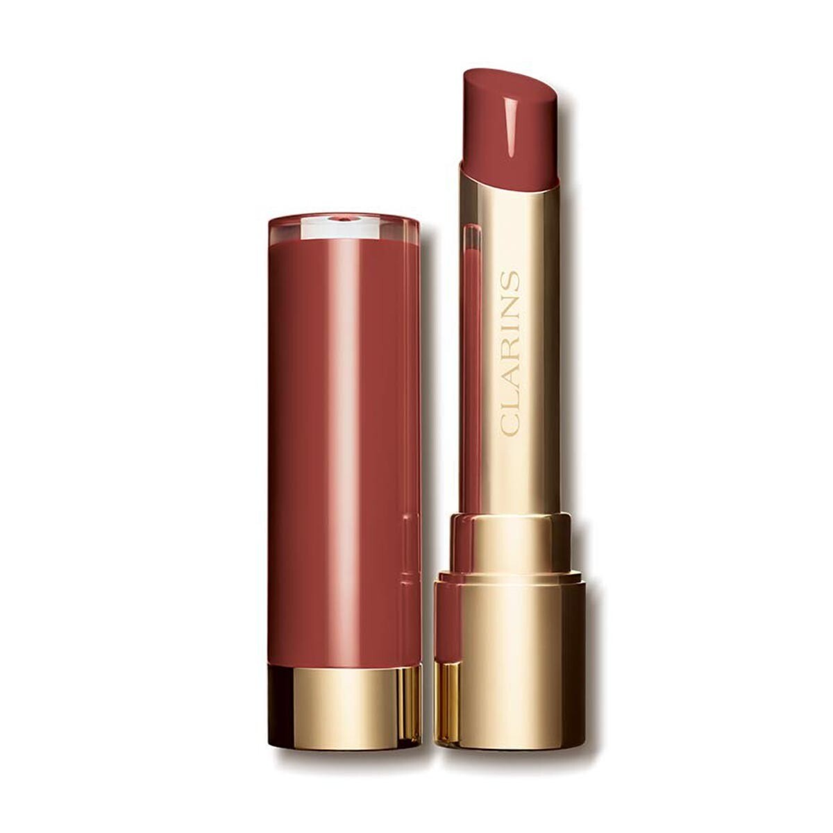 CLARINS JOLI ROUGE LACQUER NO. 757