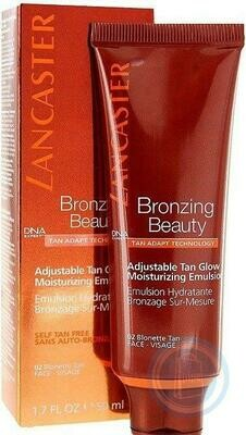 LANCASTER NEW SUN CARE BRONZING BEAUTY FACE 3 50ML