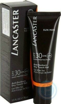 LANCASTER SUN MEN F&B GEL SPF30/75ML