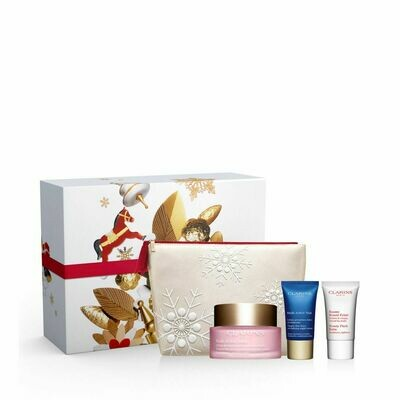 CLARINS SET MULTI ACTIVE DAY AST & NIGHT SAMP. & BEAUTY F.