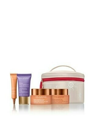 CLARINS EX. FIRM DAY& EX. FIRM. NIGHT& EX. MASK&EX. FIRM EYE