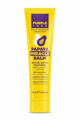 PURPLE TREE MIRACLE BALM PAPAYA 25 ML