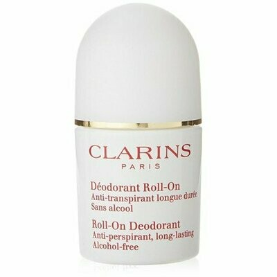 CLARINS BODY BASIC TRATEMENT GEENTLE CARE DEODRANT ROLL ON 5