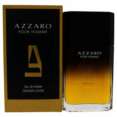 AZZARO POUR HOMME GINGER LOVER EDT 100ML