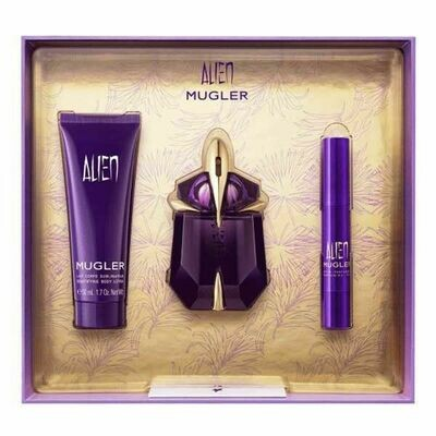 THIERRY MUGLER ALIEN EDP EVENT XMAS SET 30 ML