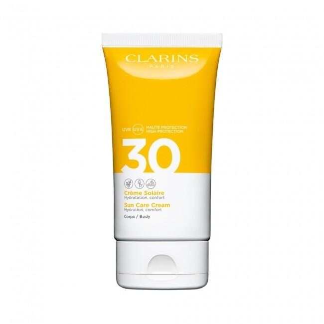 CLARINS BODY SUN CARE CREAM SPF30 - 150 ML