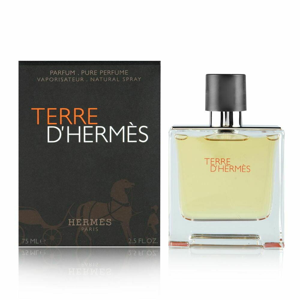 HERMES TERE D'HERMES TDH PURE PERFUME 75 ML