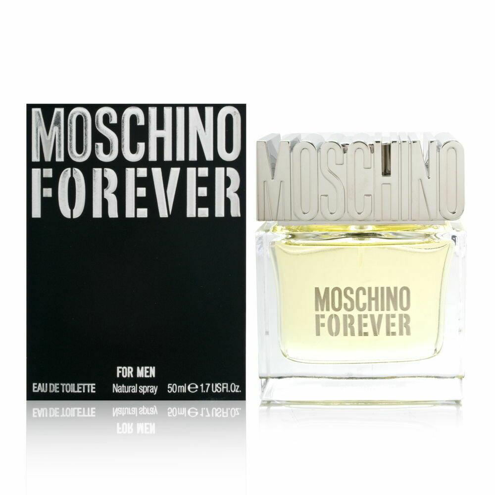 MOSCHINO FOREVER MEN EDT 50 ML