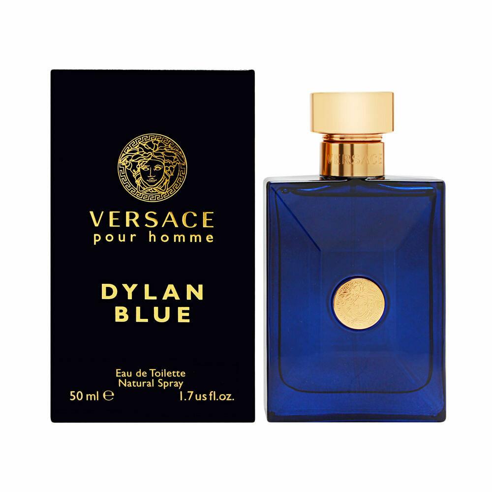 VERSACE DYLAN BLUE EDT NAT SPRAY 50 ML