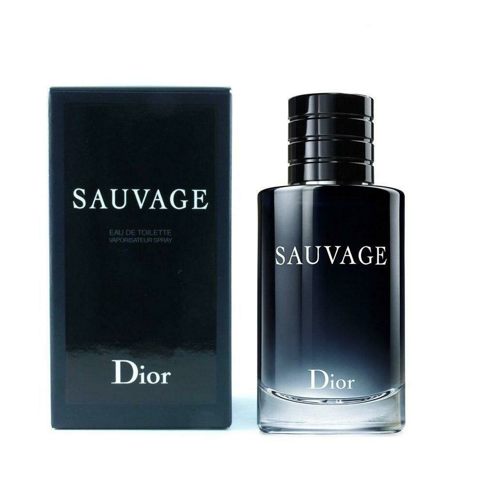 SAUVAGE POUR HOMME EDT 100 ML