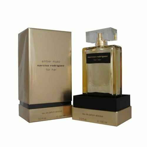 AMBER MUSC ABSOLUE FOR HER EDP 100 ML