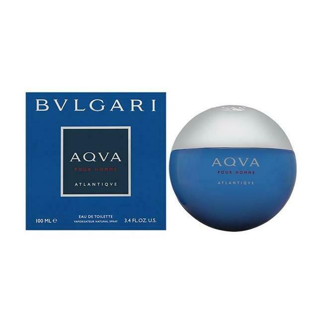 BVLGARI AQVA ATLANTIQ FOR MAN EDT 100 ML