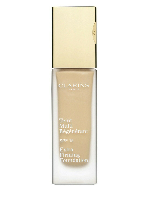 CLARINS EXTRA-FIRMING FOUNDATION 30MLSPF15 110 Honey