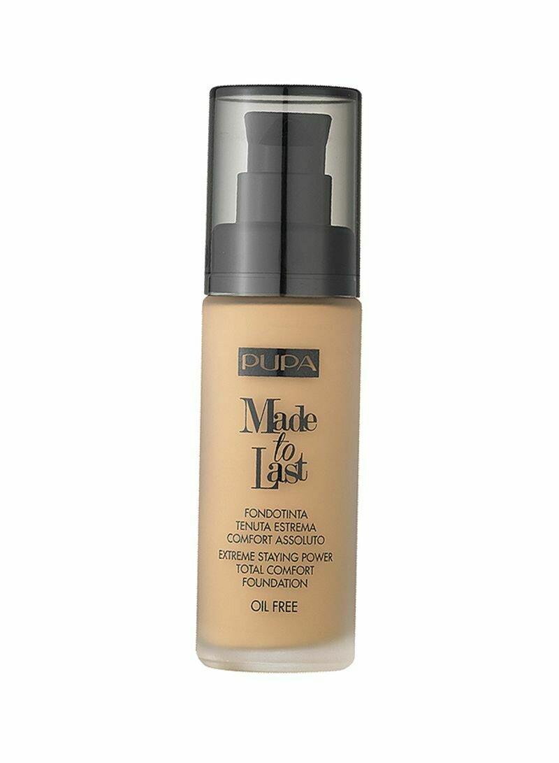 PUPA MADE TO LAST EXTREME STAYING FOUNDATION NO. 03