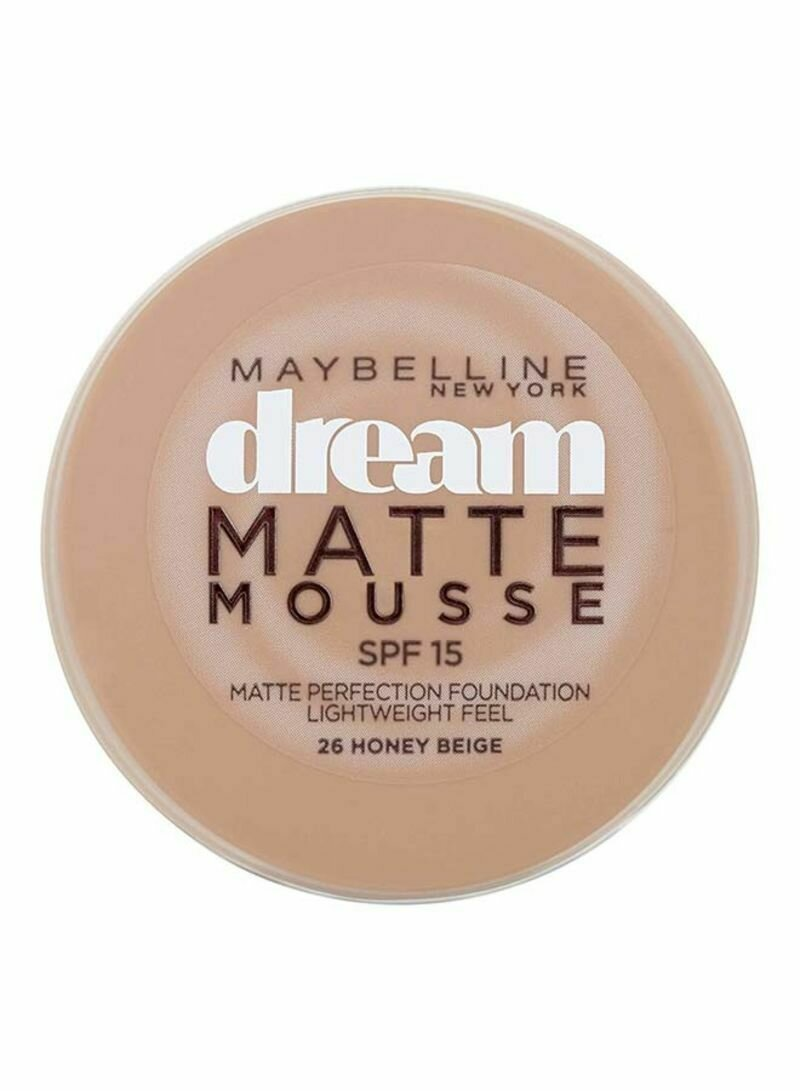 DREAM MATTE MOUSSE FOUNDATION - 026
