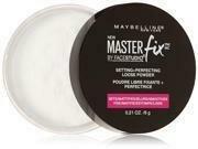 MAYBELLINE MASTER FIXER POWDER 01