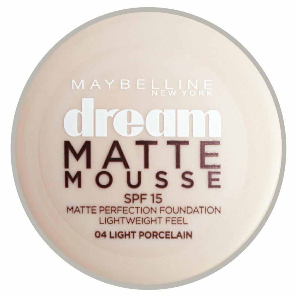 DREAM MATTE MOUSSE FOUNDATION MAT - 04