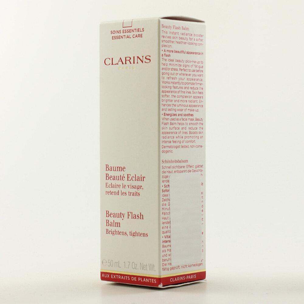 CLARINS BEAUTY FLASH BALM 50 ML