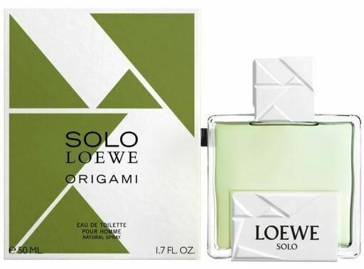 SOLO LOEWE ORIGAMI EDT 50 ML