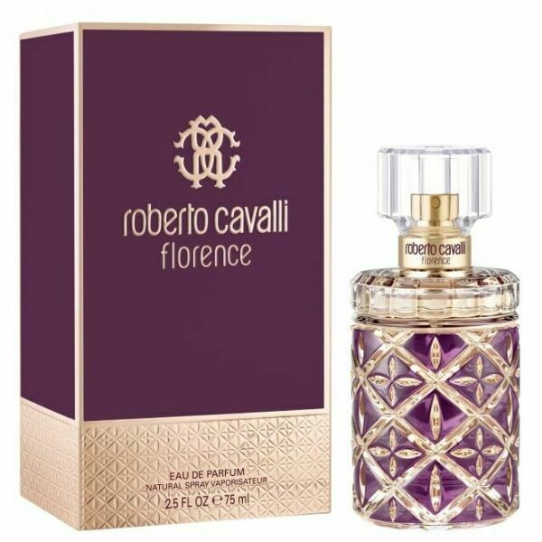 ROBERTO CAVALLI FLORENCE FOR WOMEN EDP 75 ML