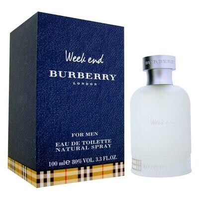 WEEK END FOR MAN EDT 100 ML
