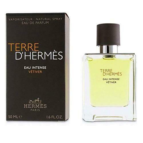 TERE D'HERMES EAU INTENSE VETIVER EDP MEN 50 ML