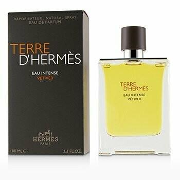 TERE D'HERMES EAU INTENSE VETIVER EDP MEN 100 ML