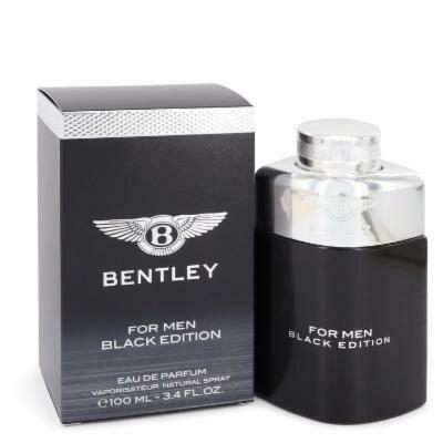 BENTLEY FOR MEN BLACK EDITION EDP 100 ML