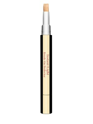 CLARINS INSTANT LIGHT BRUSH-ON PERFECTOR on NO.0 Biege