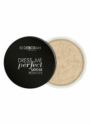 DEBORAH DRESS ME PERFECT LOOSE POWDER 02