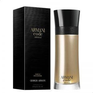 ARMANI CODE ABSOLU HOMME EDP 200 ML