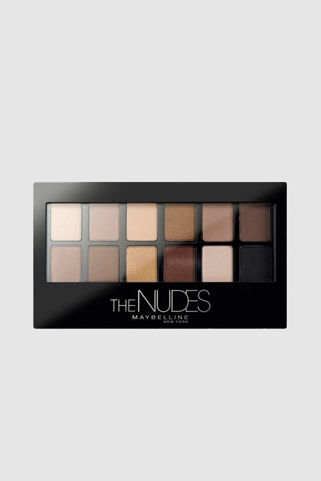 EYE SHADOW PALETTE THE NUDES NU 01 THE