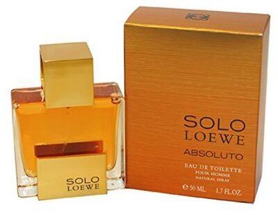 LOEWE SOLO ABSOLUTO EDT 50 ML