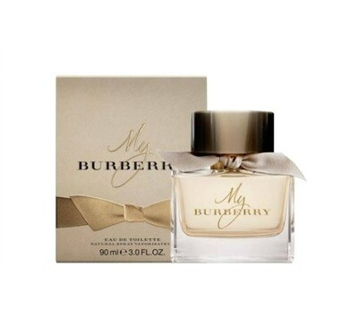 MY BURBERRY FOR WOMAN EDT 90 ML