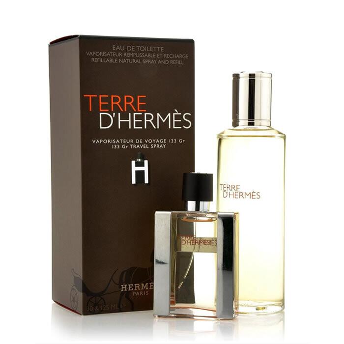 HERMES TERE D'HERMES EDT 30ML + REFILL 125 ML SET