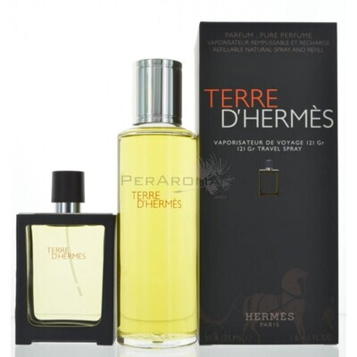 HERMES TERE D'HERMES TDH EDP 30ML + REFILL 125 ML